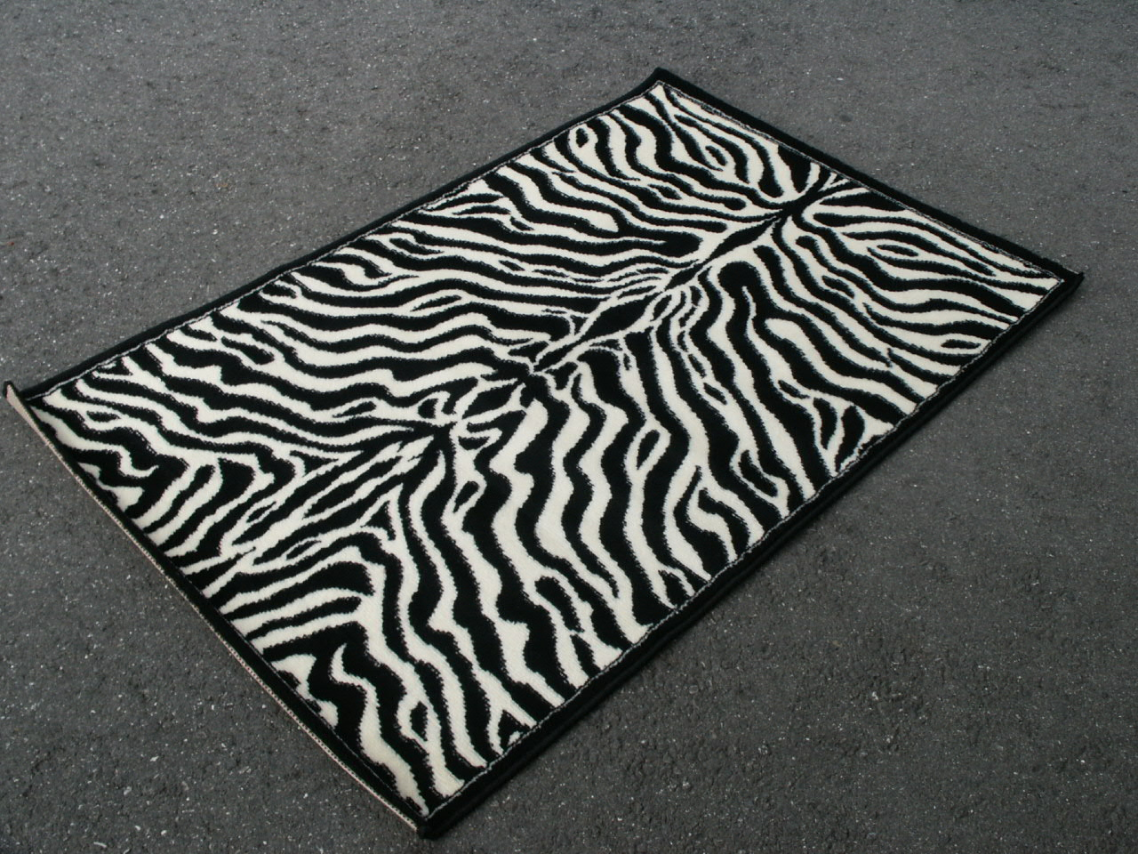Zebra Teppich  sylviatownsendwarnercom