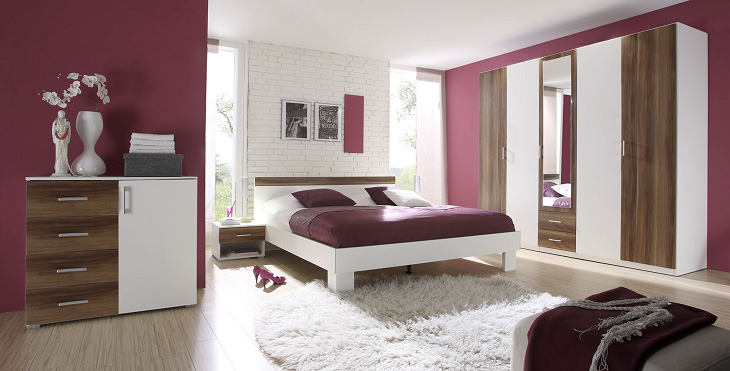 schlafzimmer farbe ideen. Black Bedroom Furniture Sets. Home Design Ideas