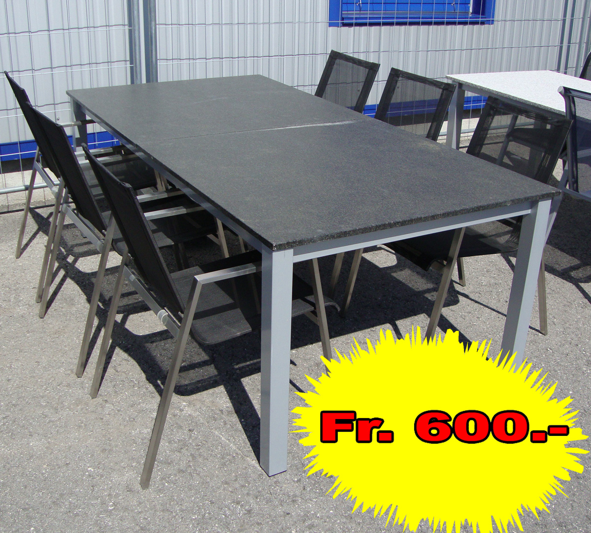 Granittisch Super Gunstig Fr 450