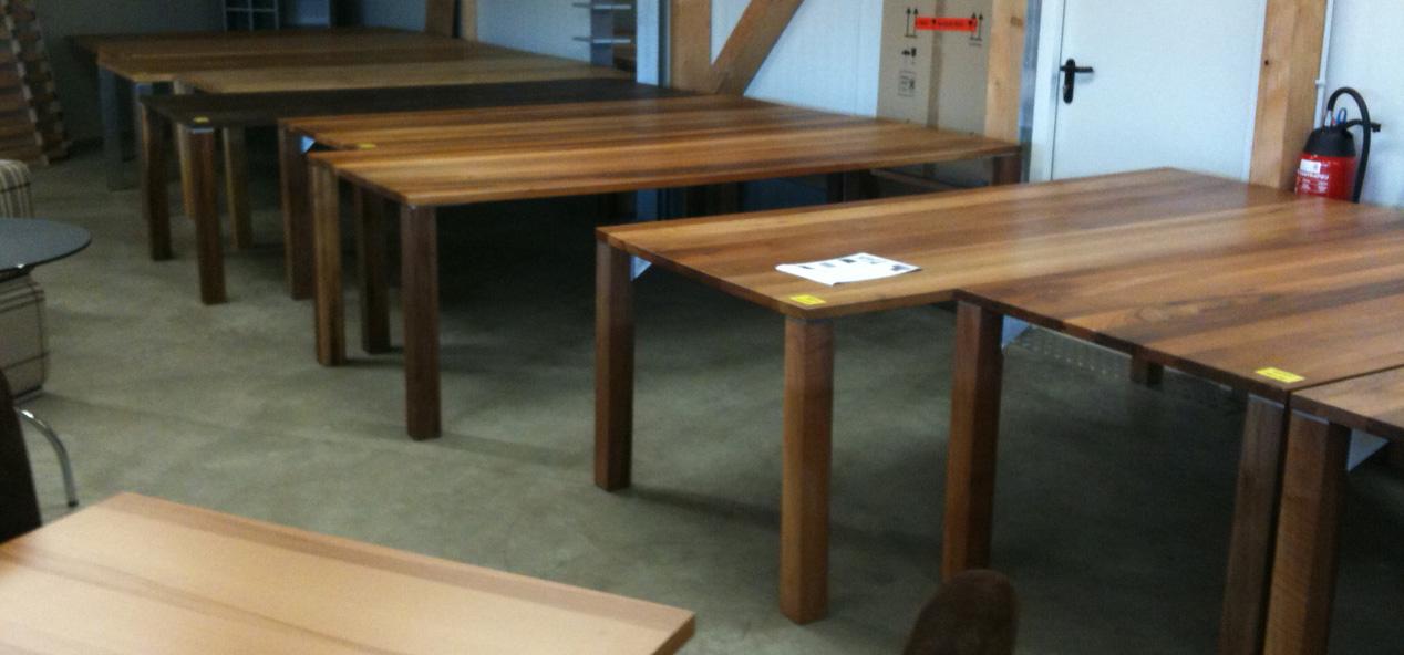 Nussbaum Tisch Massiv Olen ~ Die neueste Innovation der Innenarchitektur und Möbel