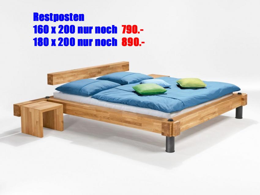 balkenbett c sar jetzt noch g nstiger. Black Bedroom Furniture Sets. Home Design Ideas