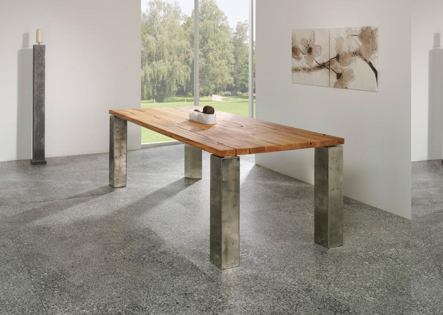 Esstisch Massivholz Sumpfeiche : Edelschnäppchen Tisch Sumpfeiche nur noch 1500 statt 2750